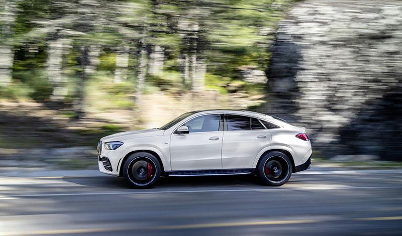 Mercedes-Benz:Франкфурт 2019: Мерседес покажет Mercedes-AMG GLE купе 2020