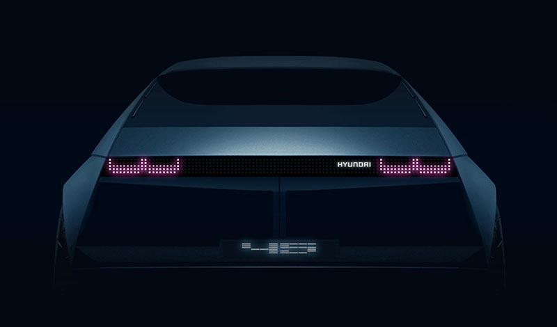 Франкфурт 2019: Hyundai покажет электрический концепт-кар «45»