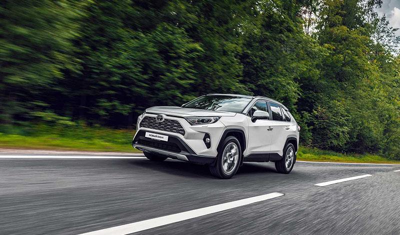 В октябре 2019 года завод Тойота в Санкт-Петербурге начинает производство нового Toyota RAV4