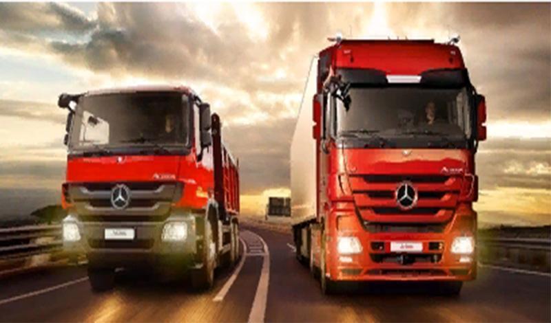 Mercedes-Benz  начал продавать грузовики в онлайн: www.mercedes-benz-trucks.com