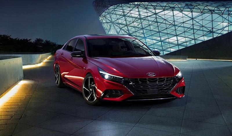 Hyundai представила новую Elantra N Line 2021