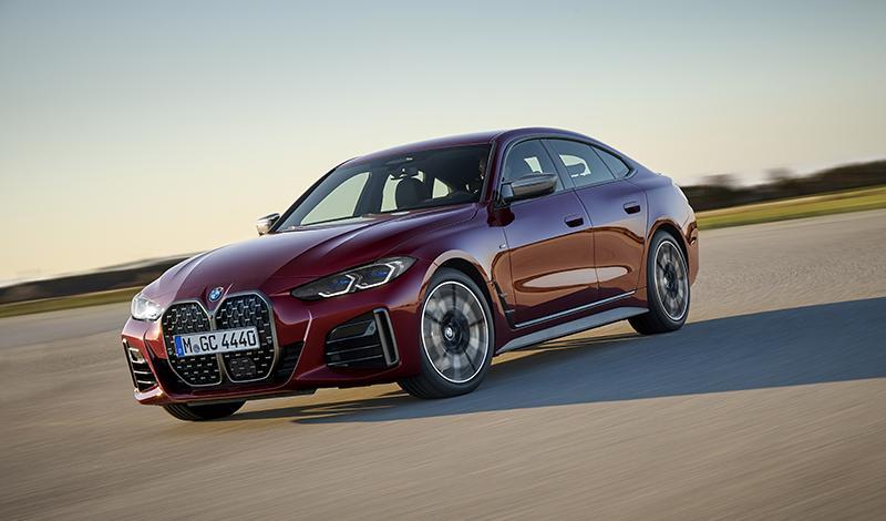 Новый BMW 4 серии Gran Coupe представлен официально