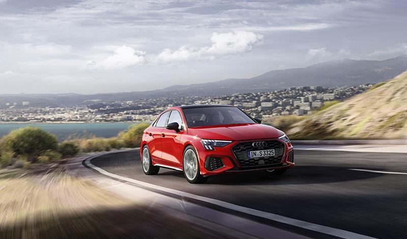 Audi S3 Sedan от 4 005 000 рублей. Старт продаж