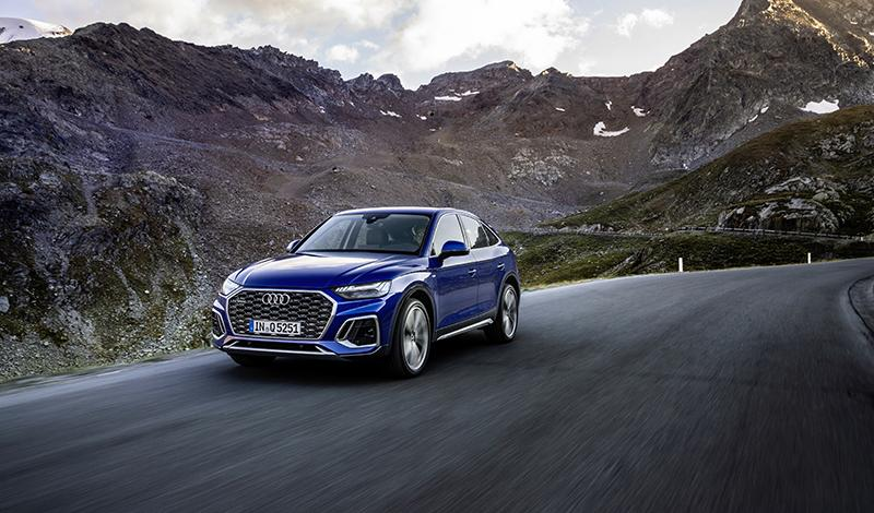 Audi начала прием заказов на новый Q5 Sportback. Цена от 4 790 500 рублей