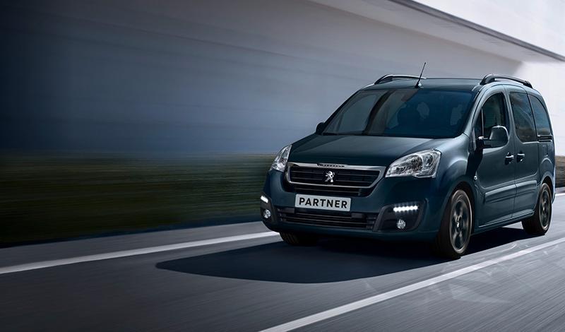 Peugeot Partner Crossway вышел на российский рынок