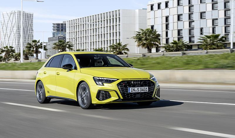 Audi S3 Sportback от 4 005 000 рублей. Старт продаж