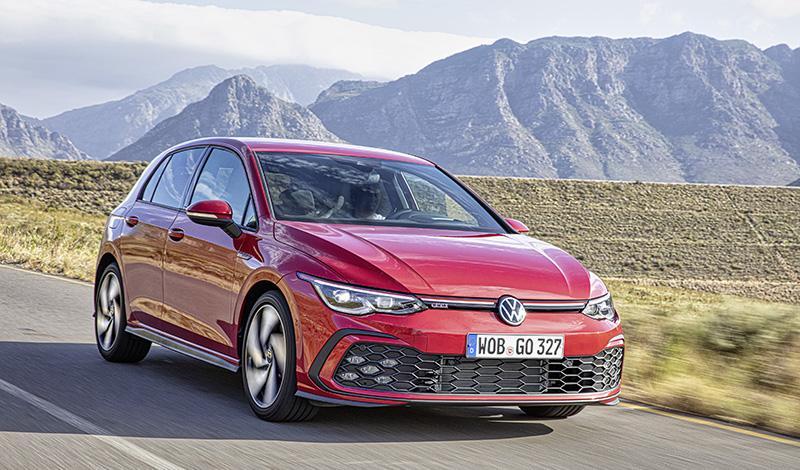Стартовали продажи восьмого поколения Volkswagen Golf