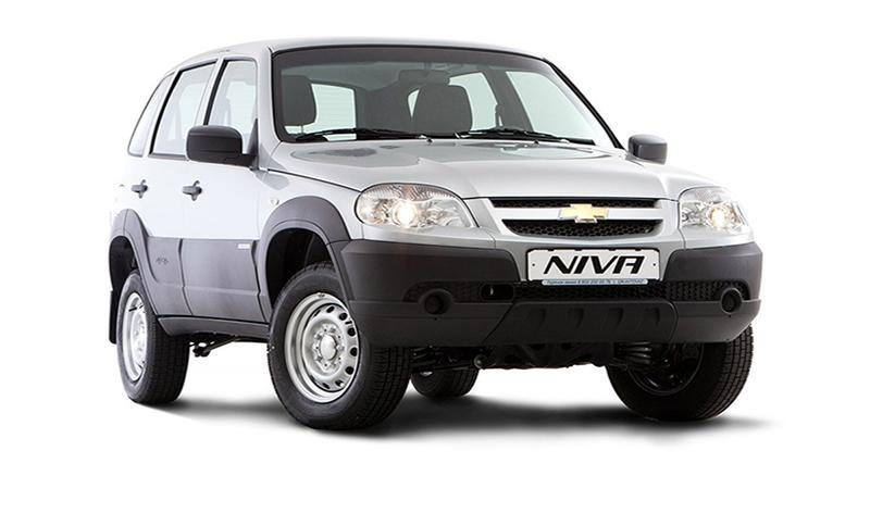 Chevrolet:Цены на Chevrolet Niva продолжают расти