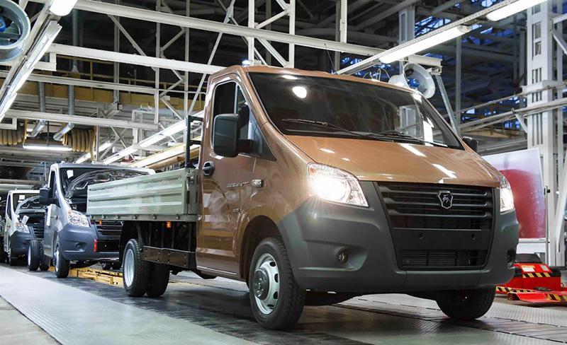 «Группа ГАЗ» готовится к выпуску новых моделей автомобилей «ГАЗон NEXT» и «ГАЗель NEXT»