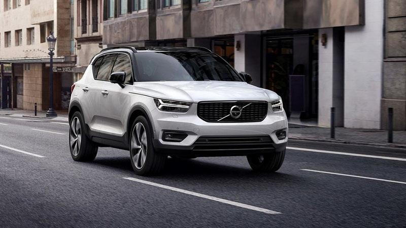 Завод Volvo в Бельгии запустил производство компактных премиальных кроссоверов XC40