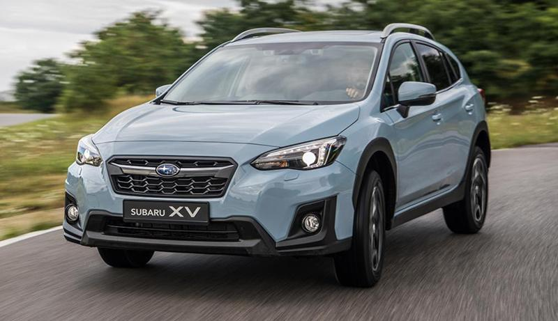 Новый Subaru XV получил 5 звезд в краш-тесте Euro NCAP