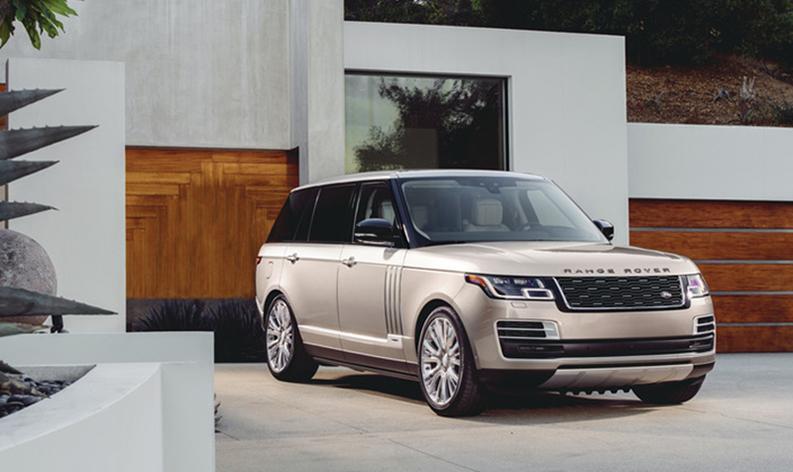 Land Rover:Открыт прием заказов на обновленный Range Rover SVAutobiography
