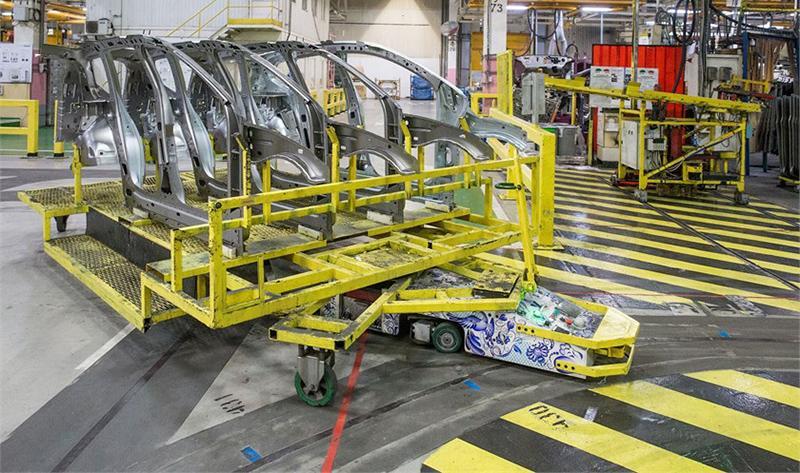 Renault:Renault Россия начала поставки беспилотных транспортных средств