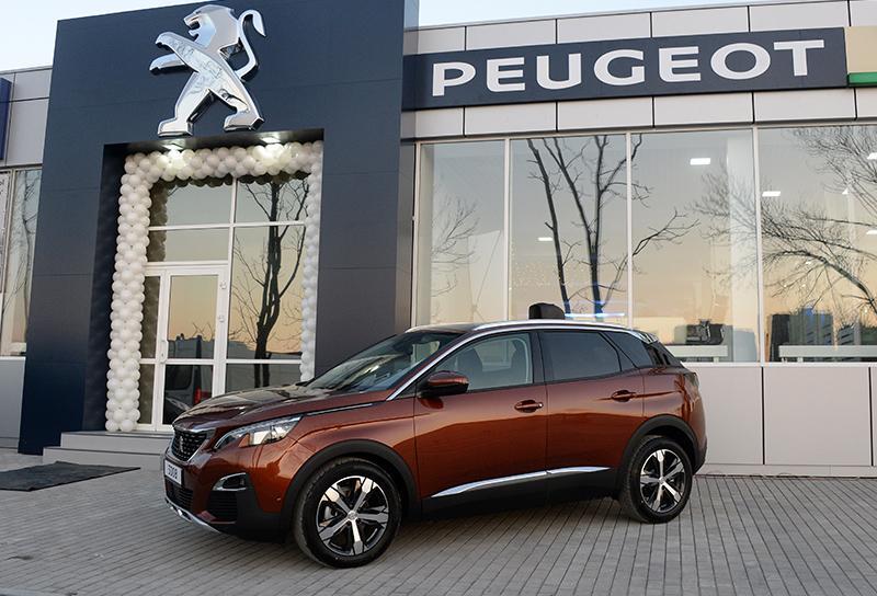 Peugeot:Во Владивостоке открылся официальный новый дилерский центр «Peugeot Восток»