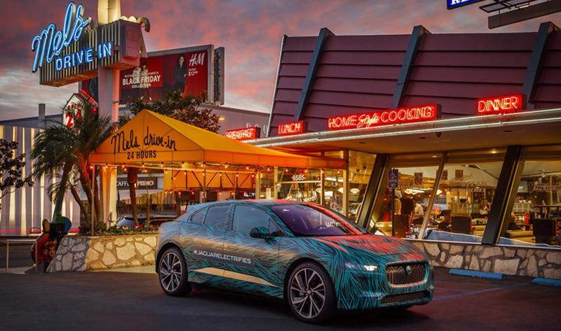 Jaguar I-PACE скоро станет доступен для заказа