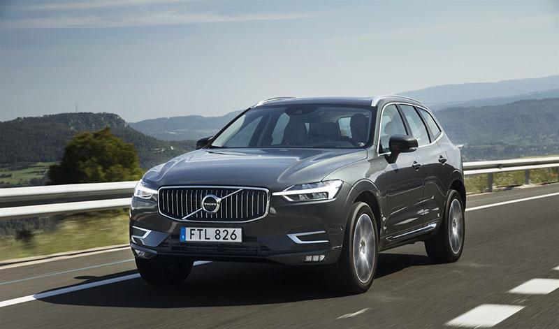 Volvo Car Russia открыл прием заказов и установил цены на новый кроссовер XC60