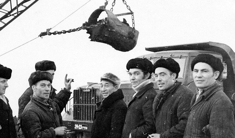 «КАМАЗ»: прошло 49 лет с начала строительства Камского автогиганта