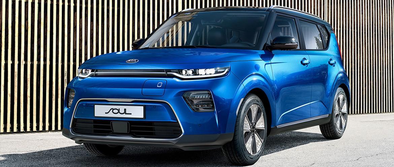 Скоро на рынки Европы выйдет электрическая версия KIA Soul EV