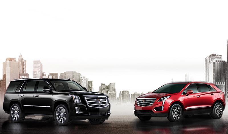 Специальное предложение в честь 20-летия Cadillac Escalade