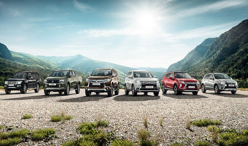 С 1 января 2019 года Mitsubishi поднимет цены на весь модельный ряд