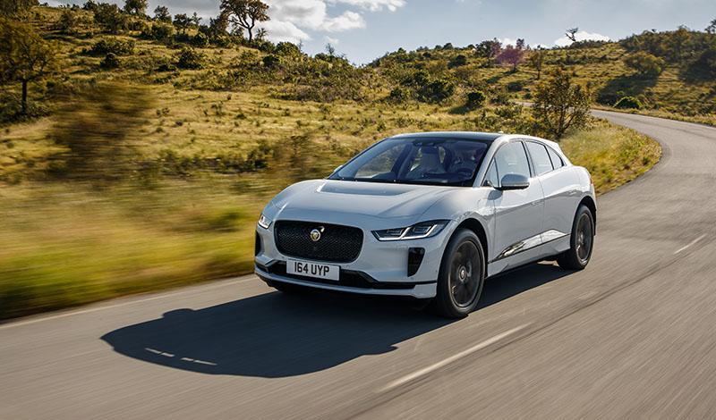 В России объявлен старт продаж нового Jaguar I-PACE