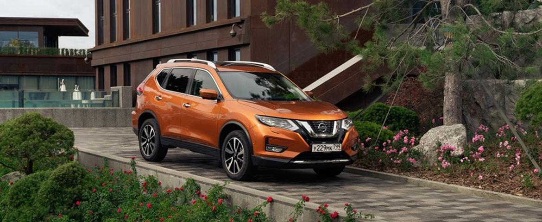 Рестайлинговый NissanX-Trail уже в продаже