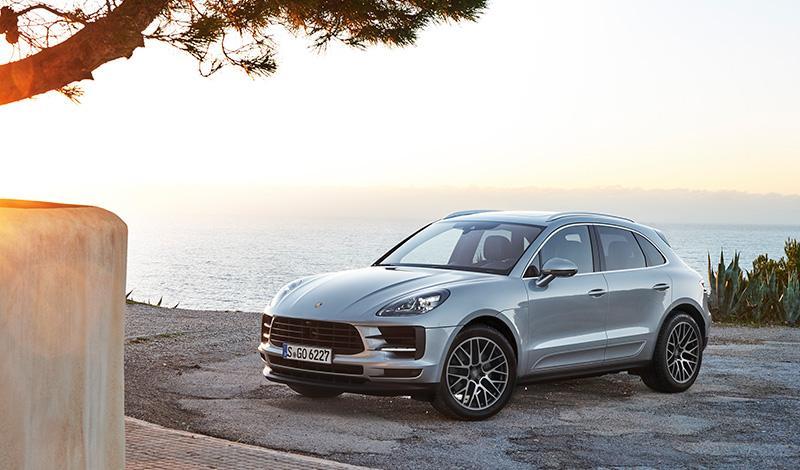 Porsche Macan S - старт продаж в России