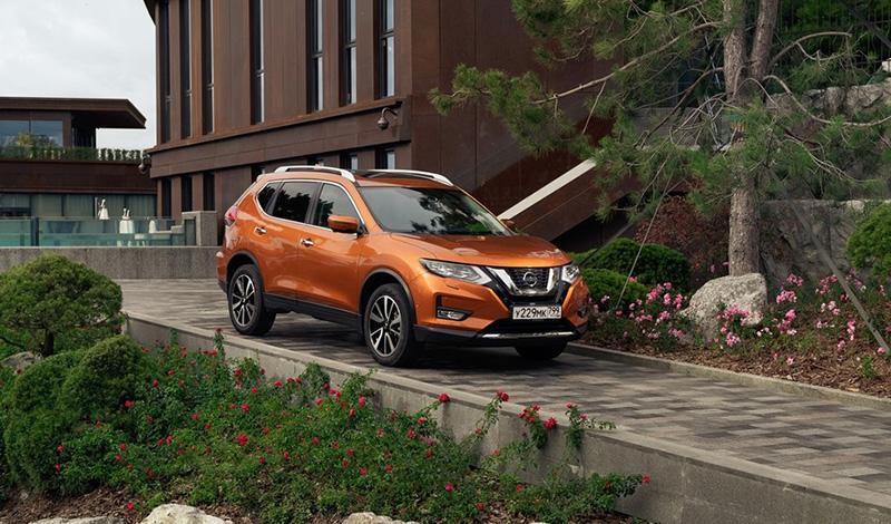 Nissan:Рестайлинговый NissanX-Trail уже в продаже