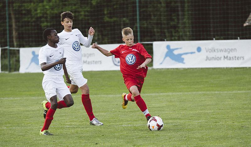 Volkswagen выступит партнером гранд-финала Чемпионата России по интерактивному футболу