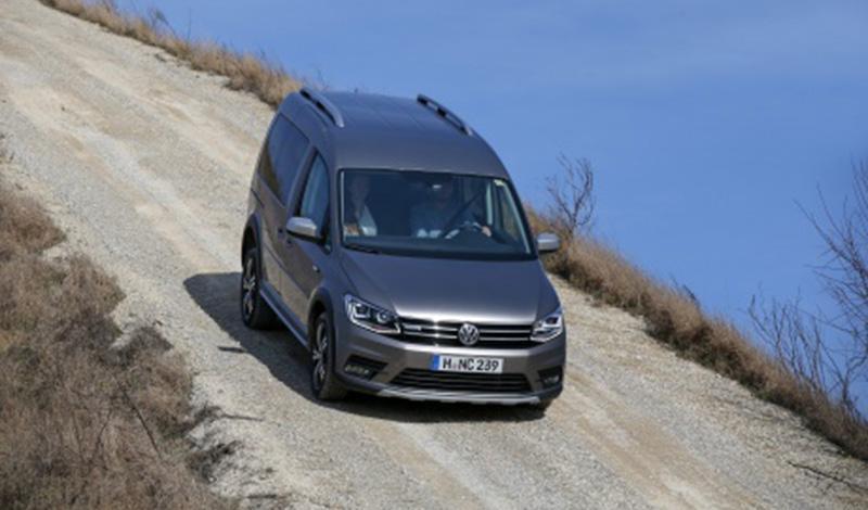 Volkswagen:Volkswagen Коммерческие автомобили запускает в производство автомобили Caddy с двигателями стандарта Евро-6