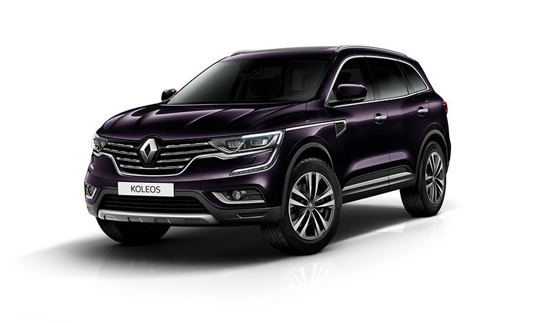 Renault:Renault открывает прием заказов на новую комплектацию Renault Koleos Comfort