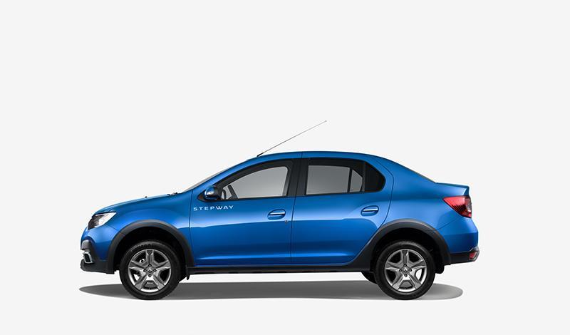Renault объявляет о старте продаж нового кросс-седана Logan Stepway и обновленного Sandero Stepway