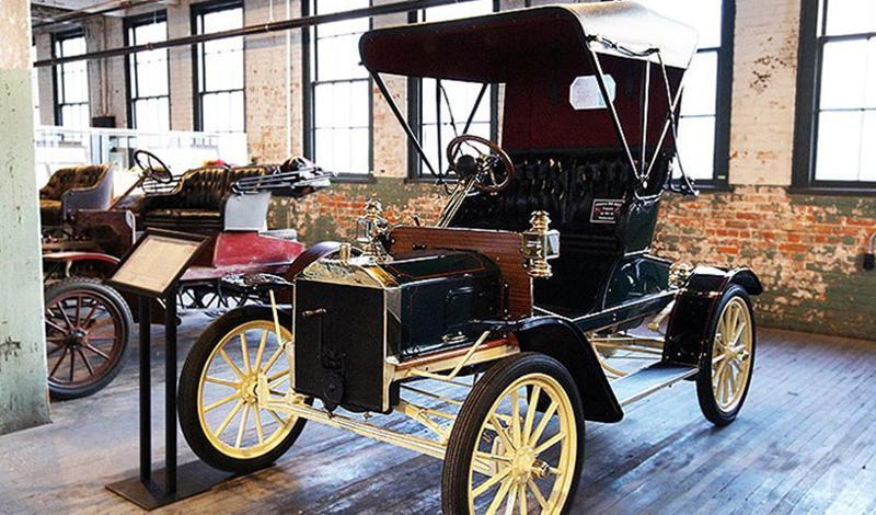 Ford:Музей завода Ford в Детройте подготовил уникальную экспозицию «алфавитных» моделей