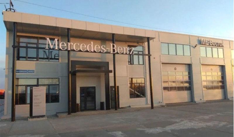 Mercedes-Benz пополнился двумя новыми дилерскими центрами по продажам и обслуживанию грузовой техники