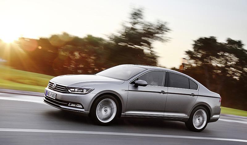 В конце января 2019 года станет известна дата появления следующего поколения модели Passat