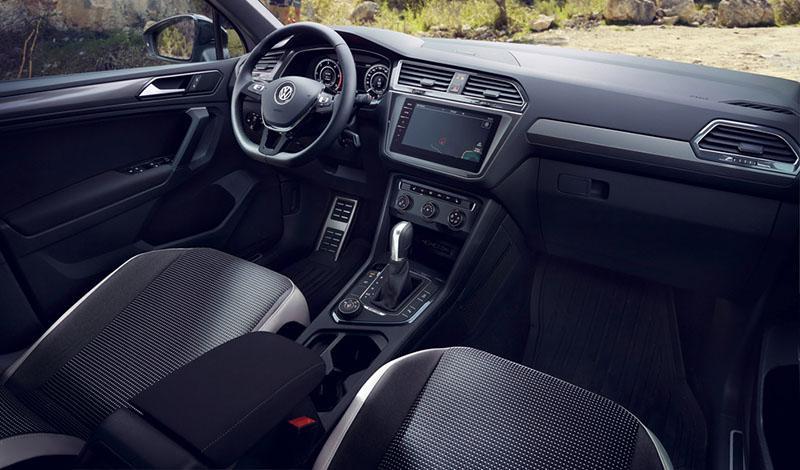 Volkswagen Tiguan 2019 модельного года получил новое оснащение