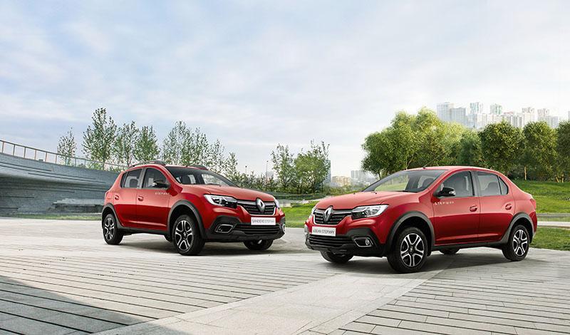 Renault предлагает новую серию Stepway City