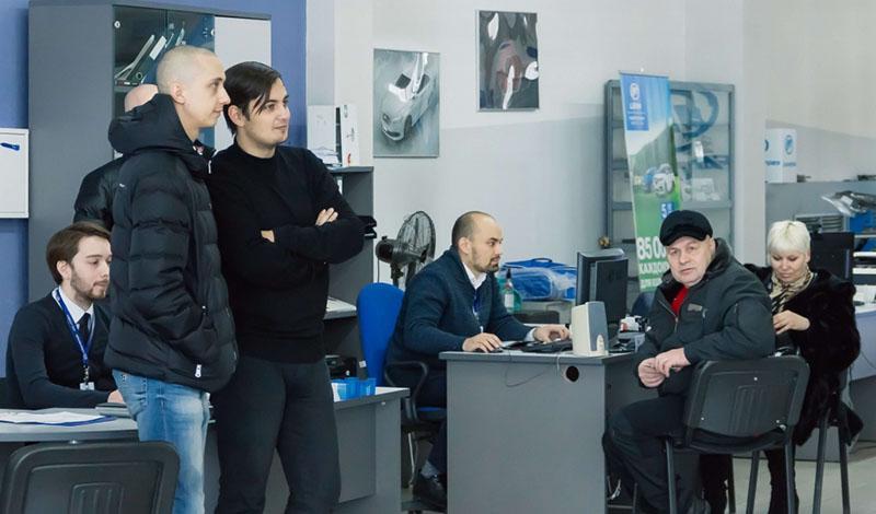 FOTON:В Кемерово официальный дилер Автосалон «Томь» организовал День открытых дверей Фотон