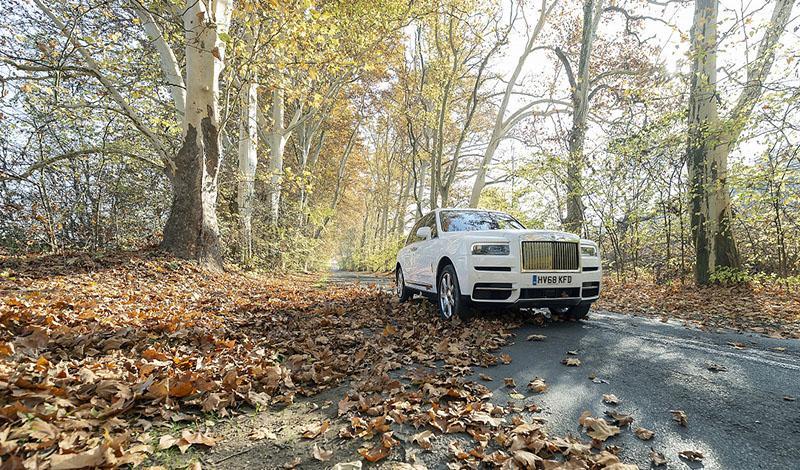 Rolls-Royce:Официальные дилеры Rolls-Royce получили первые автомобили Cullinan