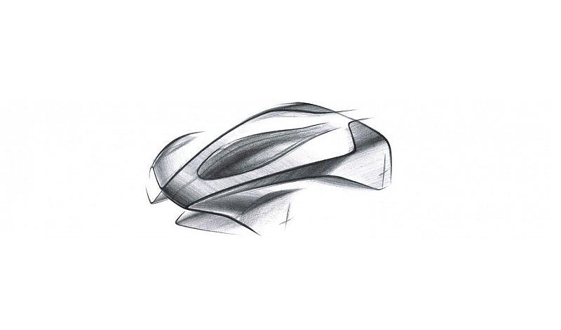 Aston Martin представил миру новые детали Проекта «003»