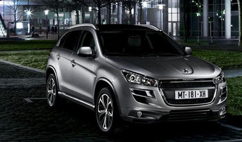 Peugeot:Peugeot запускает сервисную компанию для 60 автомобилей модели 4008