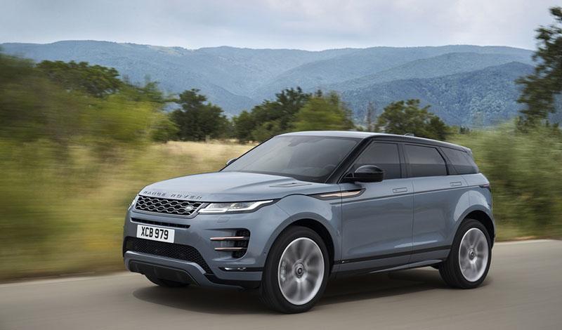 Land Rover:Цена Range Rover Evoque 2019 от 2 929 000 руб