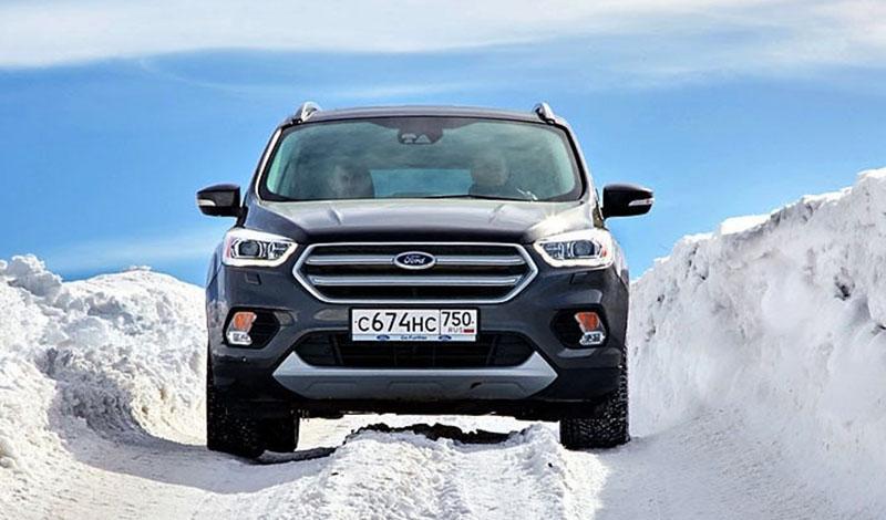 Ford:Ford выяснил самые желанные зимние опции для автомобилистов