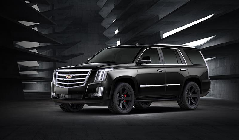 Cadillac:Cadillac подготовил специальную лимитированную серию автомобилей Cadillac Escalade 20thAnniversary Edition
