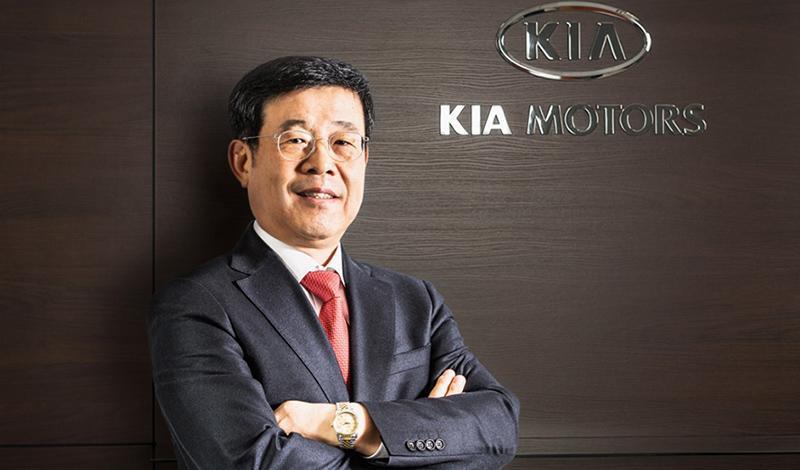 Президентом KIA Motors Rus & CIS назначен господин Чжин-Ха Ким
