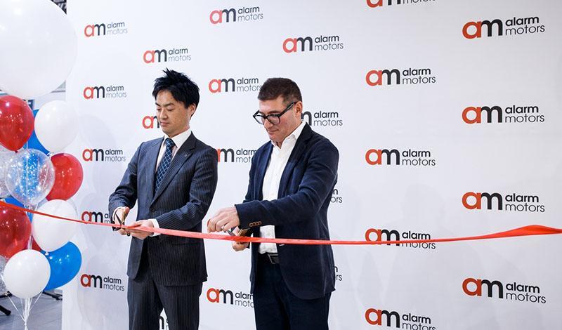 Открылся пятый дилерский центр Suzuki в Санкт-Петербурге