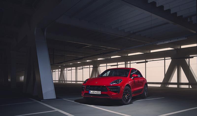 Porsche представил новый Macan GTS