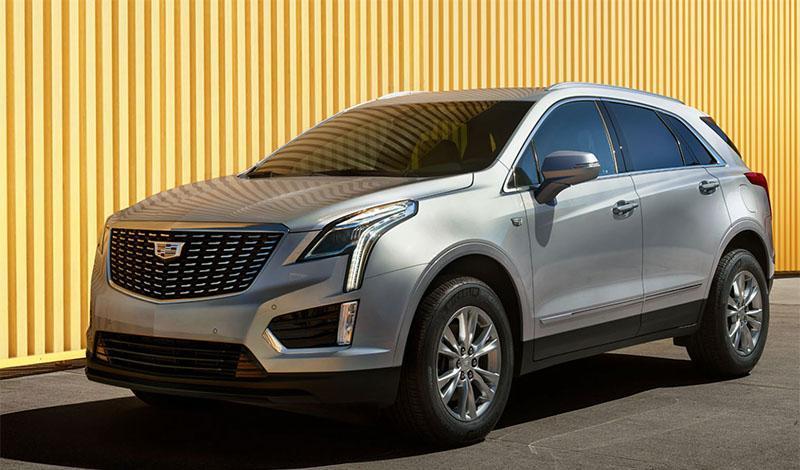 Cadillac:Открыт предзаказ на обновленный Cadillac XT5