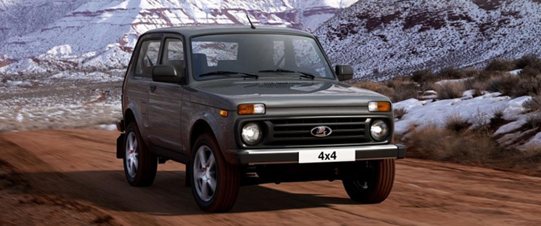 Lada 4x4 получила обновленный интерьер