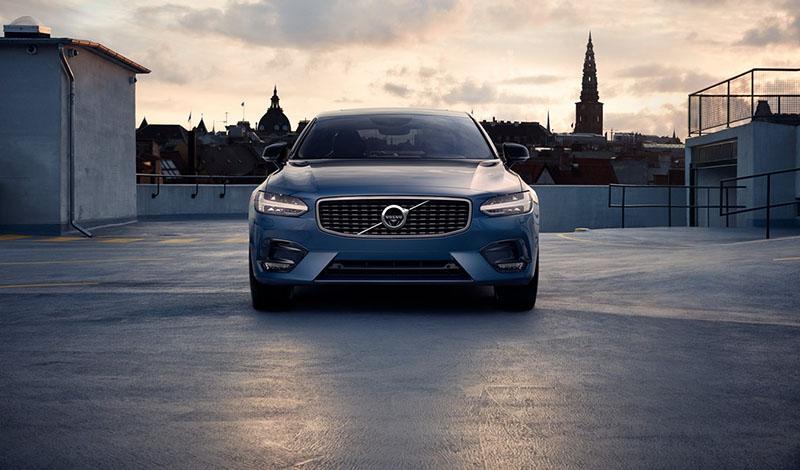 На Volvo S90 теперь доступна подписка